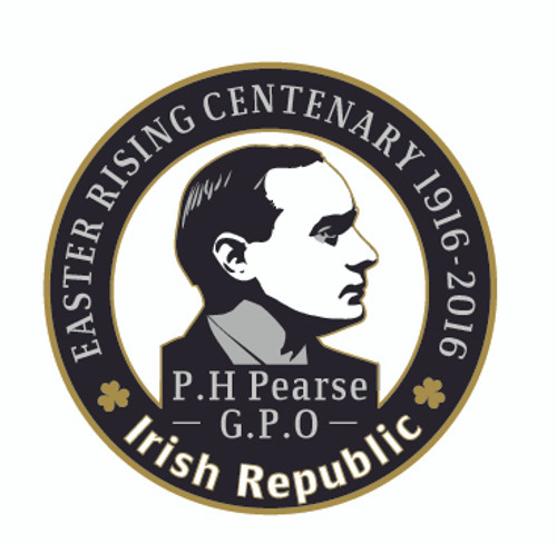 P.H Pearse 1916 Centenary Badge