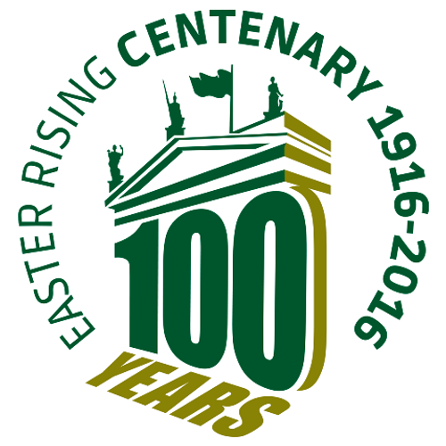 1916 Centenary Badge