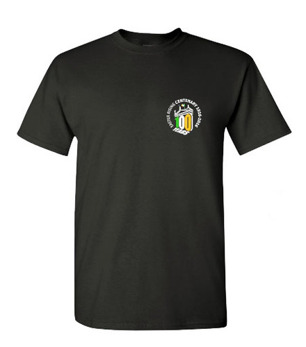 100th Anniversary Chest Logo T Shirt