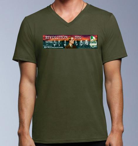 Revolution 1916 T Shirt