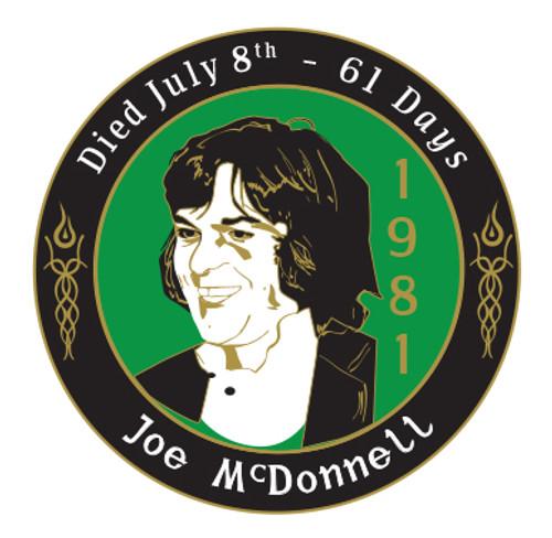 Joe McDonnell Badge