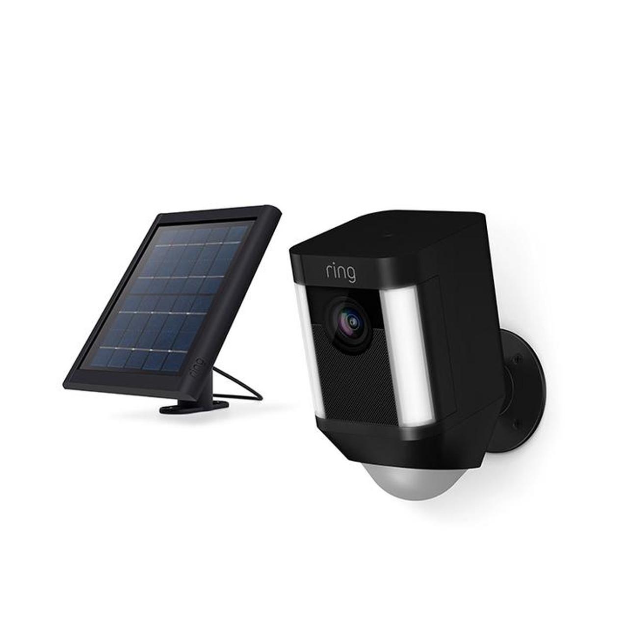 Ring Spotlight Cam Solar