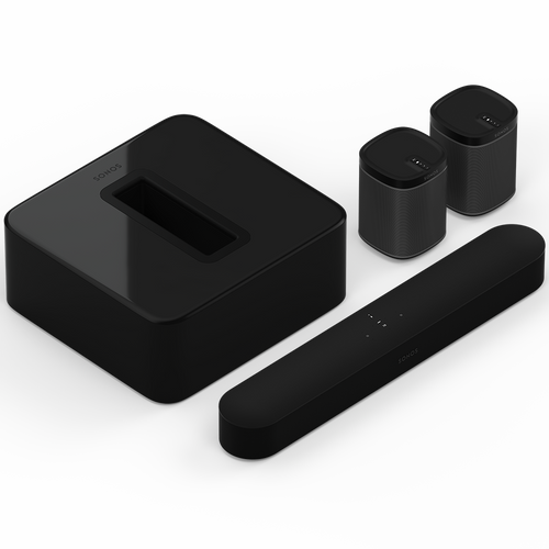 Sonos 5.1 Surround Set with Beam