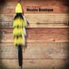 Jailbird - Black and Yellow