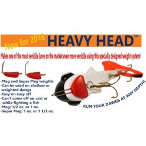 Musky Innovations - Heavy Head
