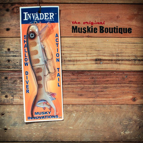 Musky Innovations - Shallow Invader