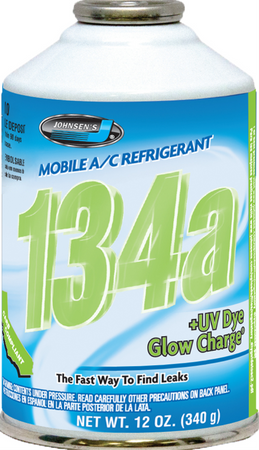 6614 | Glow-Charge R-134A with UV