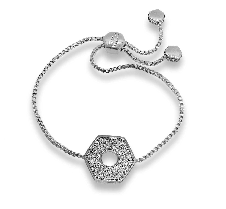 Elegant Nut Silver
