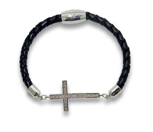 The Cross Silver