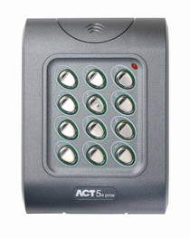 ACT 5 Keypad with Proximity Reader