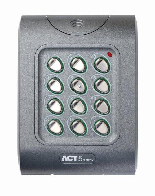 ACT 5 Keypad with Proximity Reader