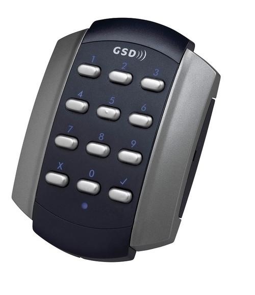 GSD 2 Door Keypad