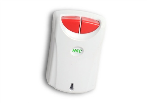 HKC SecureWave RF Wireless PA Button (Double Push)