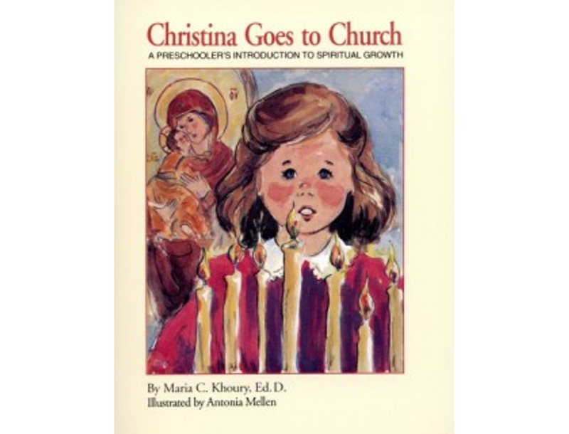 CHRISTINA GOES TO CHURCH