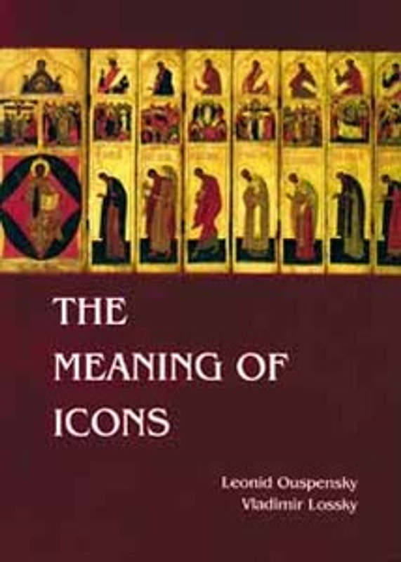 THE MEANING OF ICONS (hardcover)