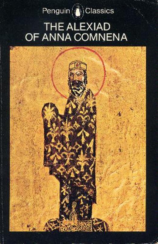 THE ALEXIAD OF ANNA COMNENA