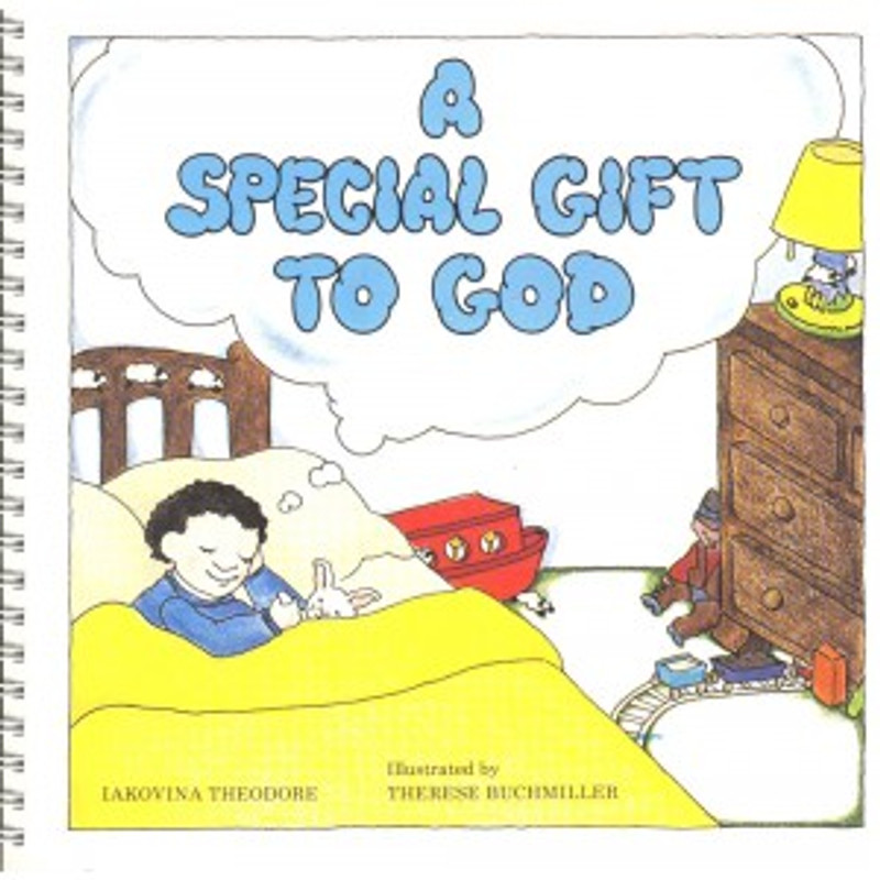 A SPECIAL GIFT TO GOD