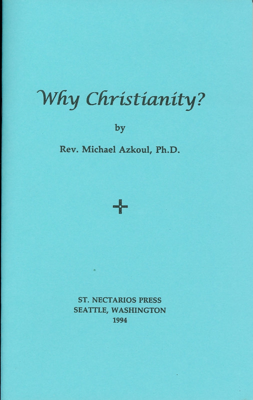 WHY CHRISTIANITY?