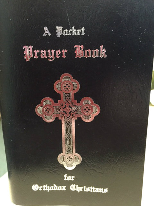 POCKET PRAYER BOOK FOR ORTHODOX CHRISTIANS
