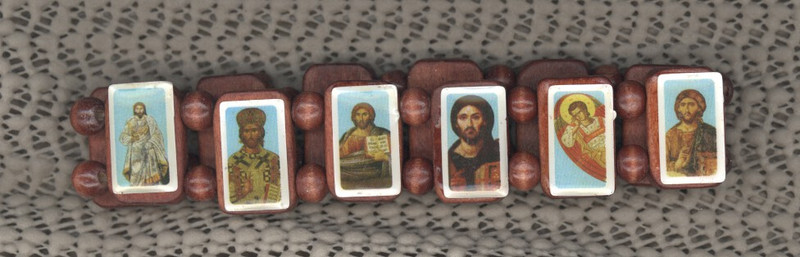 ICON BRACELETS: Icons of Christ