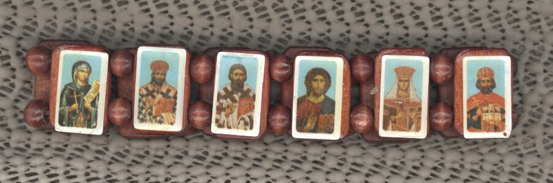 ICON BRACELETS: Serbian Saints