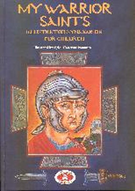 MY WARRIOR SAINTS (hardcover, Greek language edition)