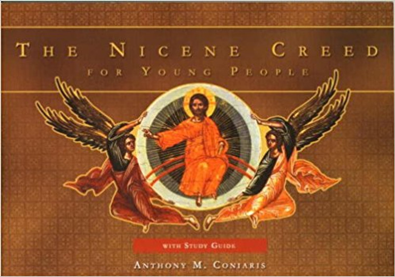 THE NICENE CREED FOR YOUNG PEOPLE WITH STUDY GUIDE