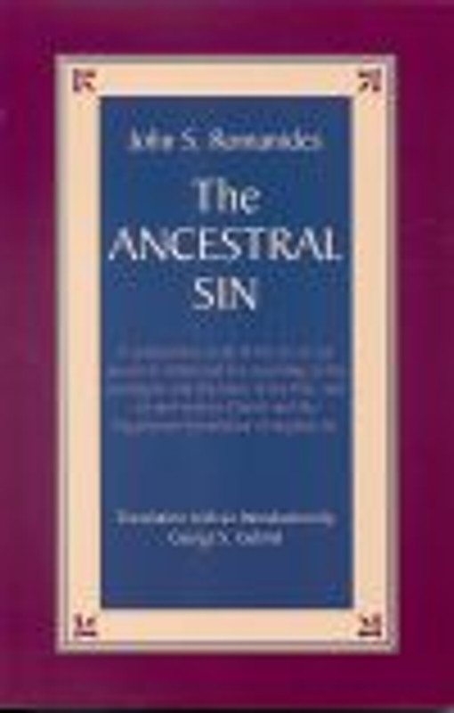 THE ANCESTRAL SIN