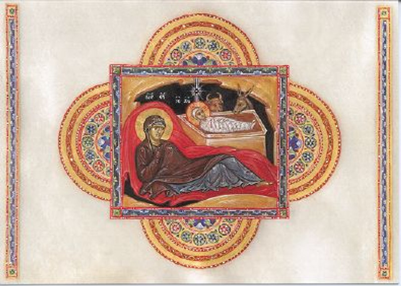 NOTECARDS, The Nativity of Christ