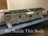 Bay Window Caboose Body (Kit)