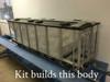 Covered Hopper Body (Kit)