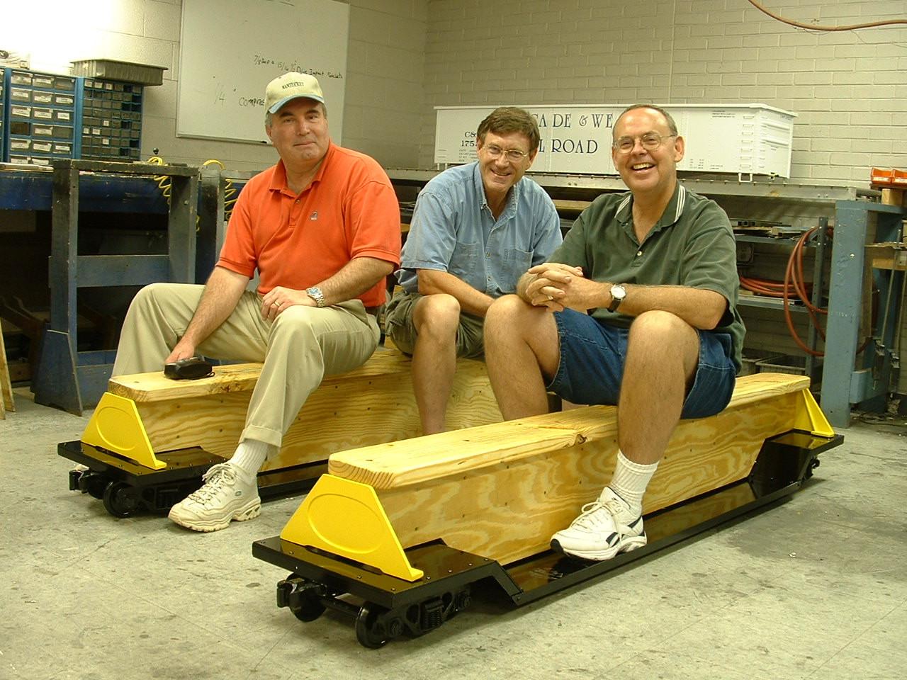 Bench Car Body (Assembled)