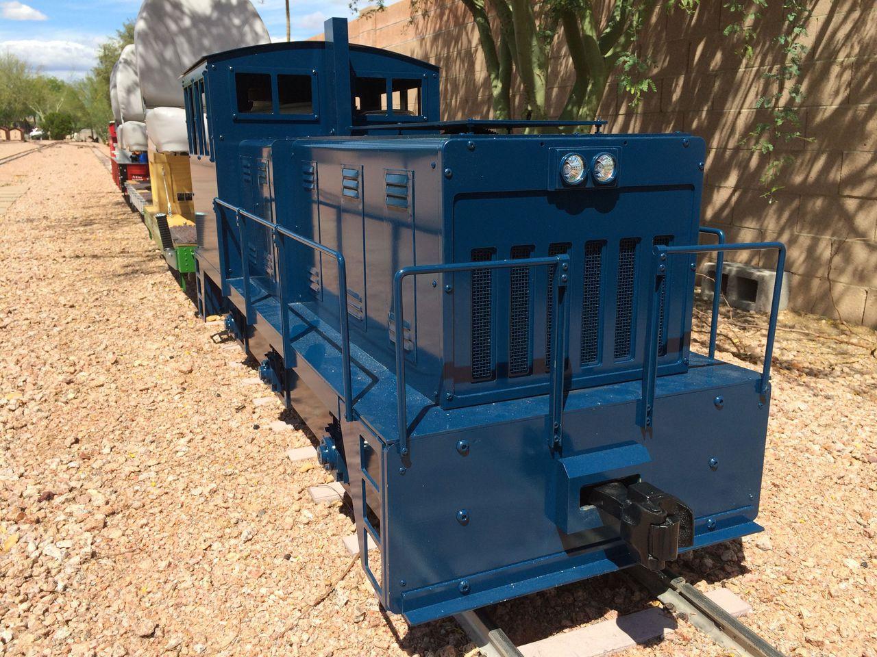 Titan Jr.  Locomotive