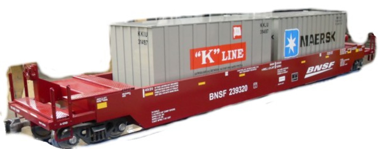 Container Car (Assembled)