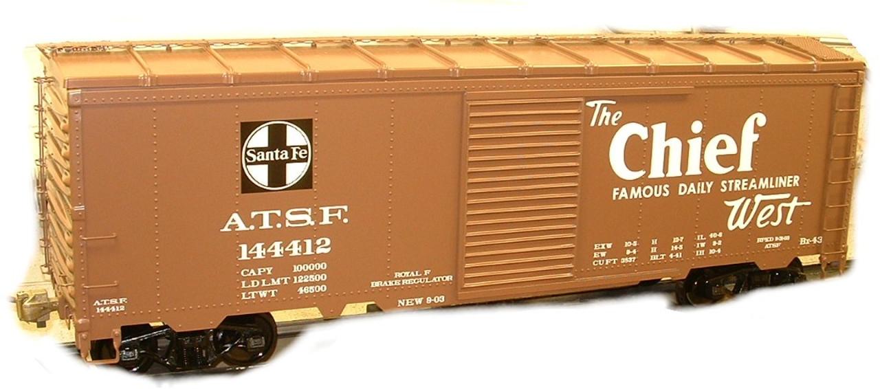 Box Car 40' Series Body (Kit)