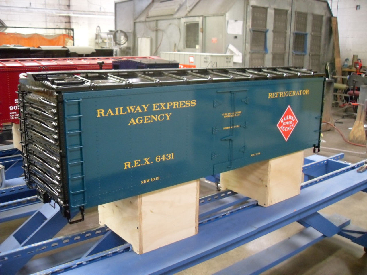 40' Series Reefer Steel Type (Kit)