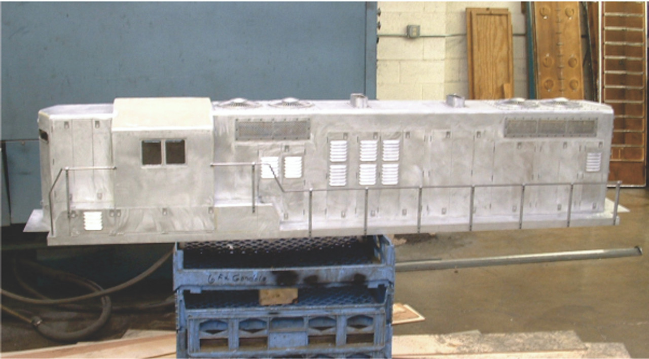 GP-9 Hobby Version Locomotive