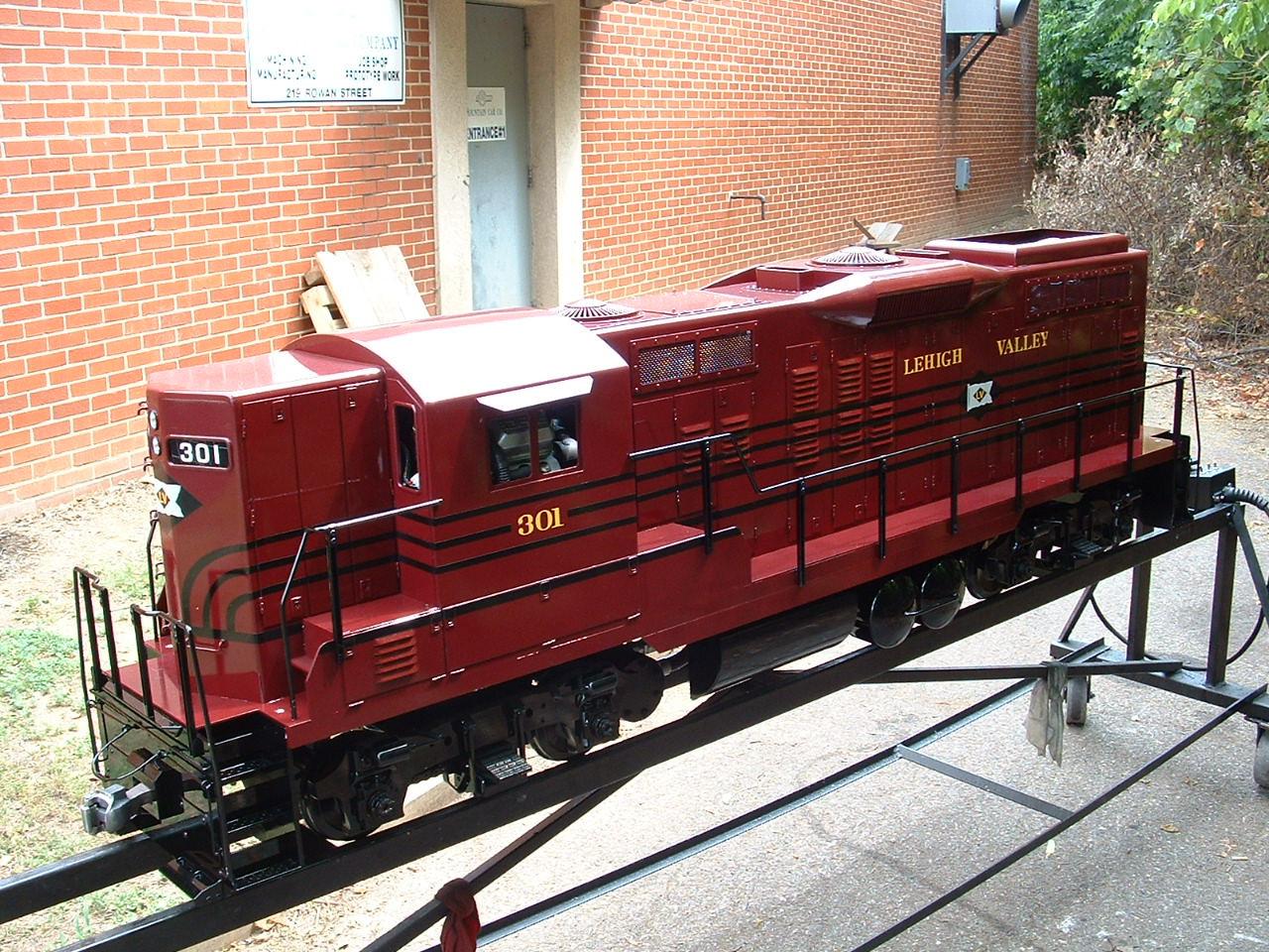 GP-9 - Electric Version