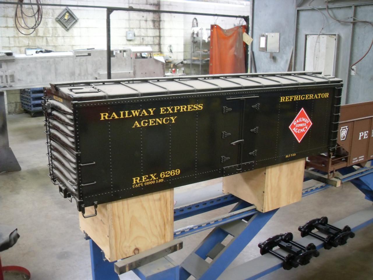 40' Series Reefer Steel Type (Assembled)