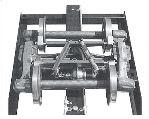 Vacuum Brakes 7-1/4 Gauge, pair