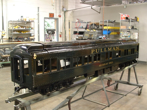 Observation Car Body, HW (Kit)