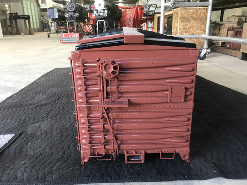 Detail Pack for Box Cars & Covered Hoppers--Parts and Installation.
