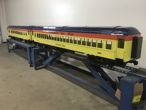 Coach Car Body, HW (Assembled)