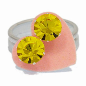 Bright Yellow Bling