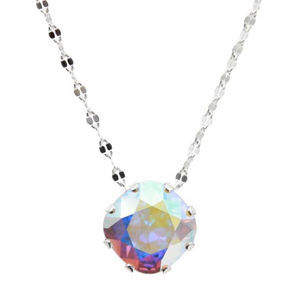 Crystal AB Mega Marina Necklace