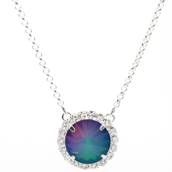 Electra Glam Party Necklace