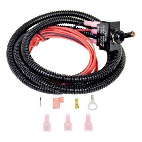 BD-Power 1036605 High Idle Switch 2004.5-2005 GM 6.6L Duramax LLY (Requires Auto Trans & Cruise Control)
