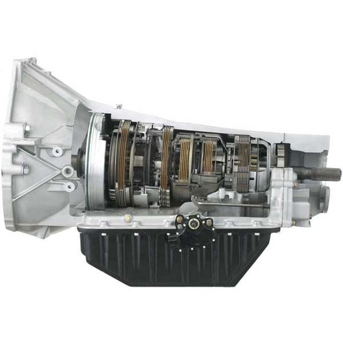 BD-Power E4OD Exchange Transmission 1990-1997 Ford w/ E4OD Trans.