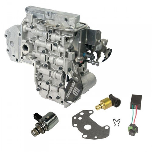 BD-Power 1030418E Valve Body With Governor Pressure Solenoid 2000-2002 Dodge 5.9L Cummins 47RE
