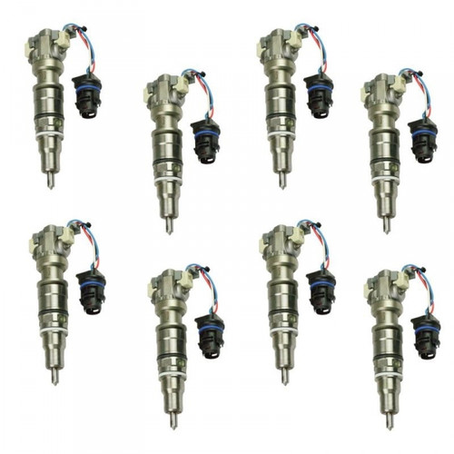 BD-Power 1077001 90HP Injector Set 2004.5-2007 Ford 6.0L Powerstroke